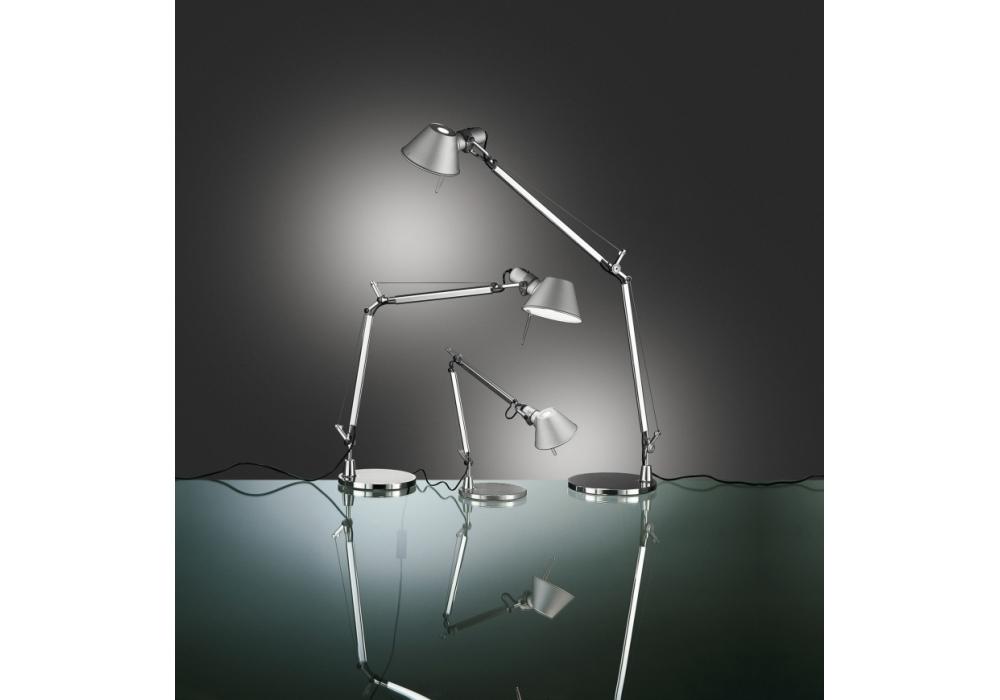 Tolomeo mini led lampada da tavolo artemide milia shop - Lampada da tavolo tolomeo ...