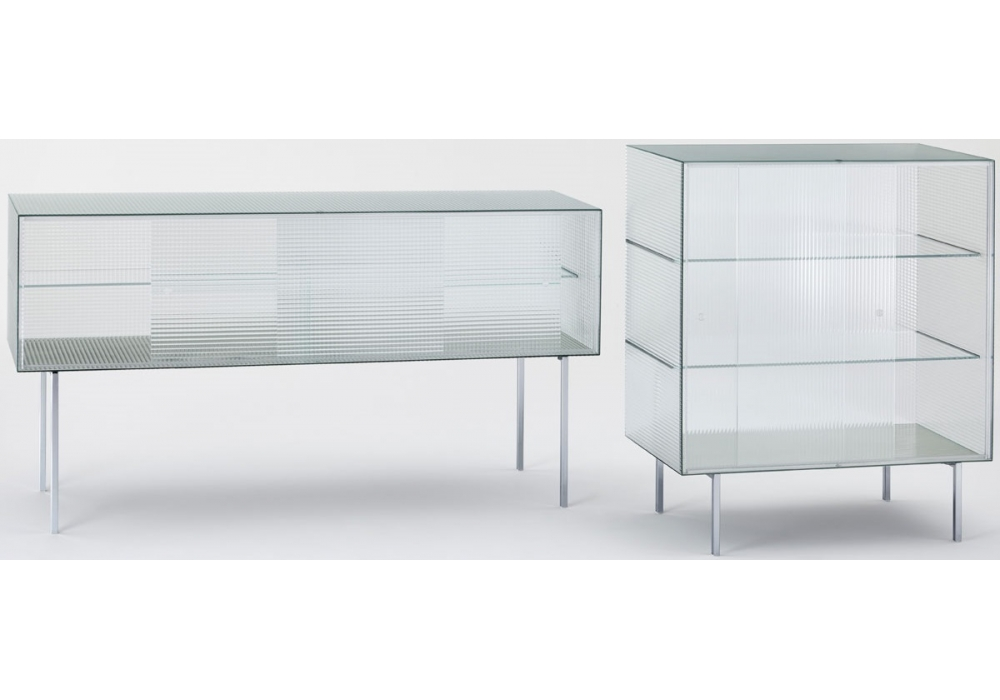 Commodore Glas Italia Sideboard Milia Shop