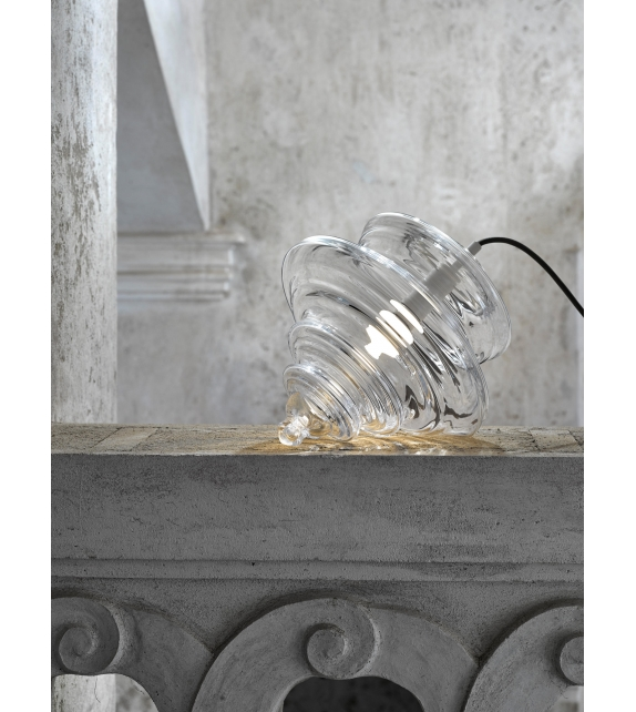 Neverending Glory La Scala Lasvit Table Lamp