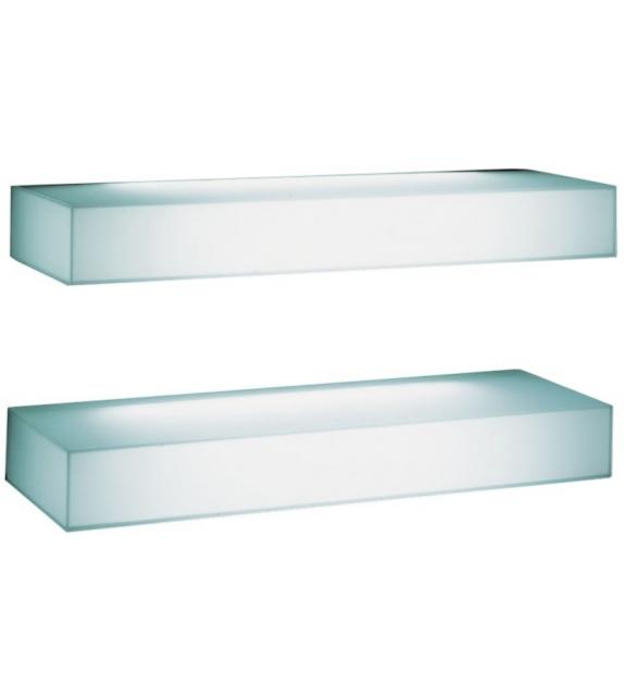 Light-Light Glas Italia Mensole
