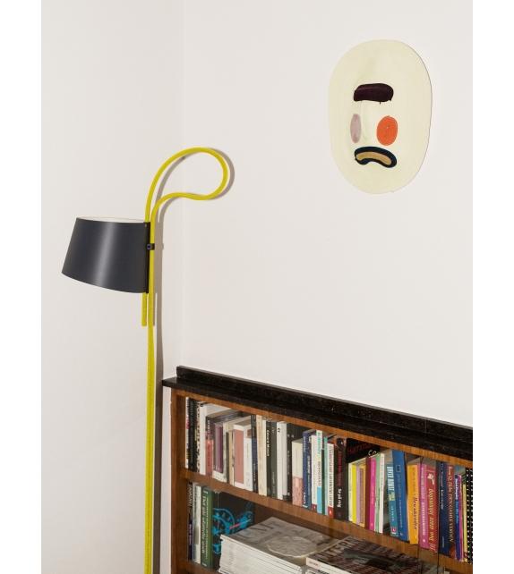Rope Trick Floor Lamp Hay