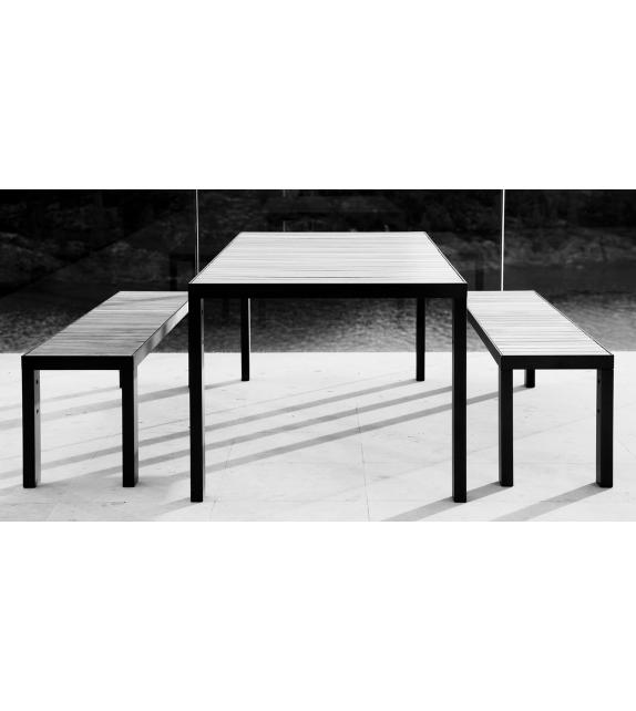 Garden Bistro Röshults Tisch