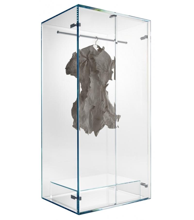 Prism Glass Glas Italia Armadio