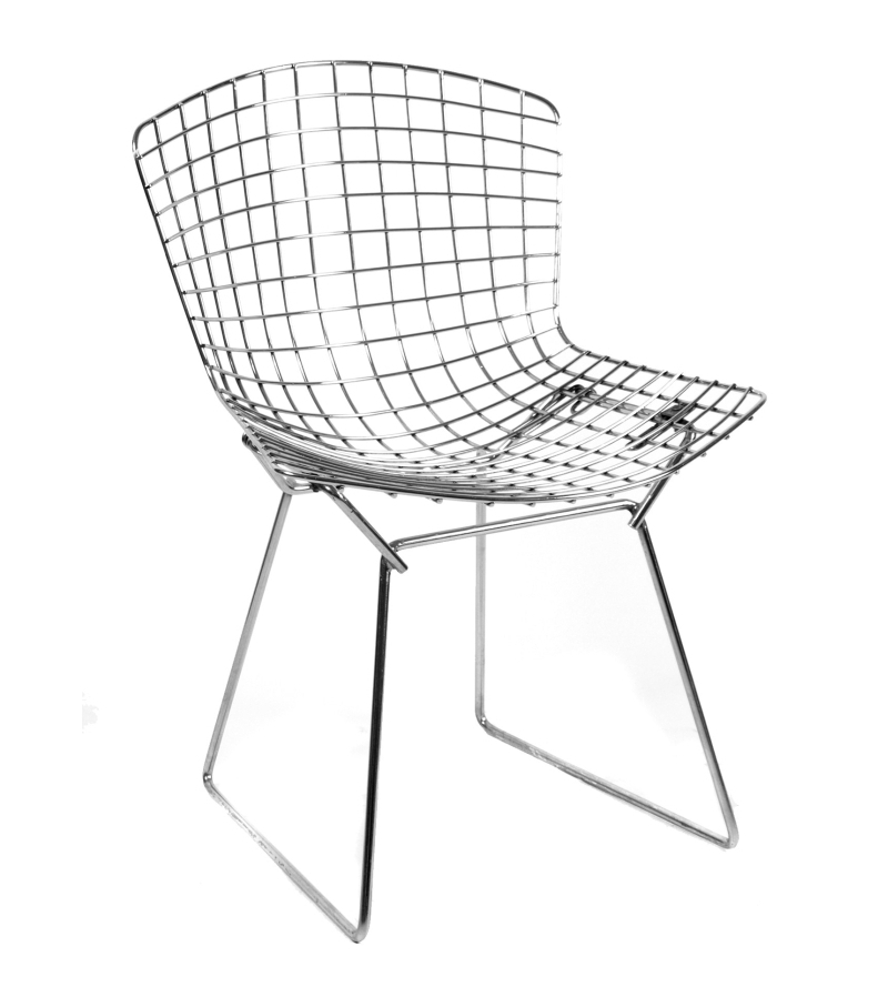 Bertoia chaise milia shop for Chaise knoll bertoia