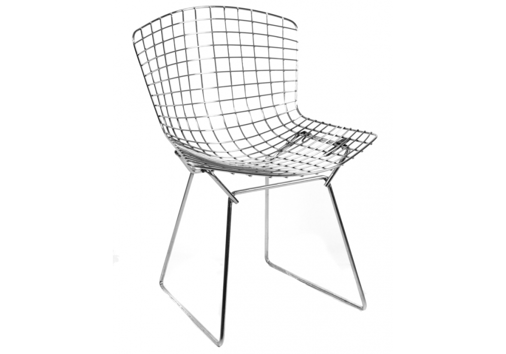 Knoll bertoia chaise milia shop for Chaise bertoia knoll