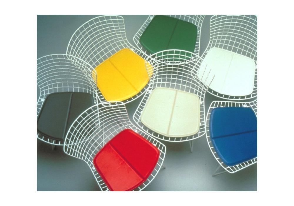 Bertoia chaise avec coussin milia shop - Coussin de chaise ...