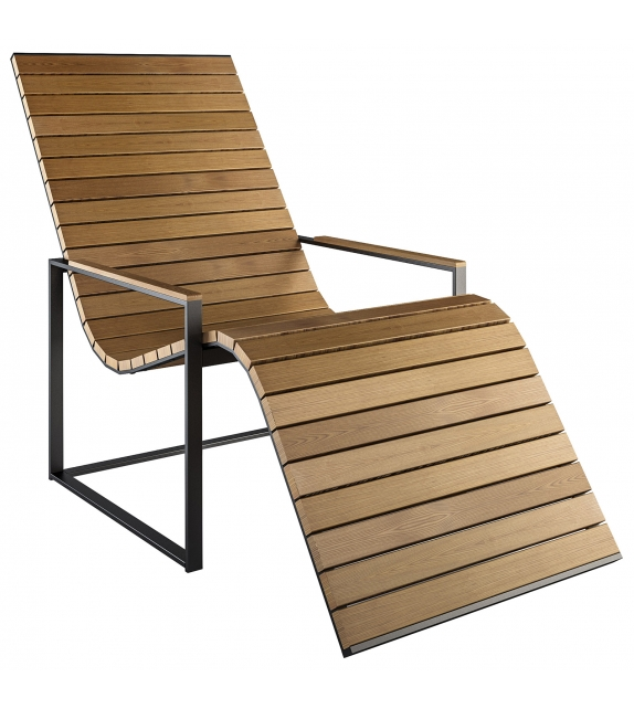 Garden Sun Chair Röshults Chaise Longue