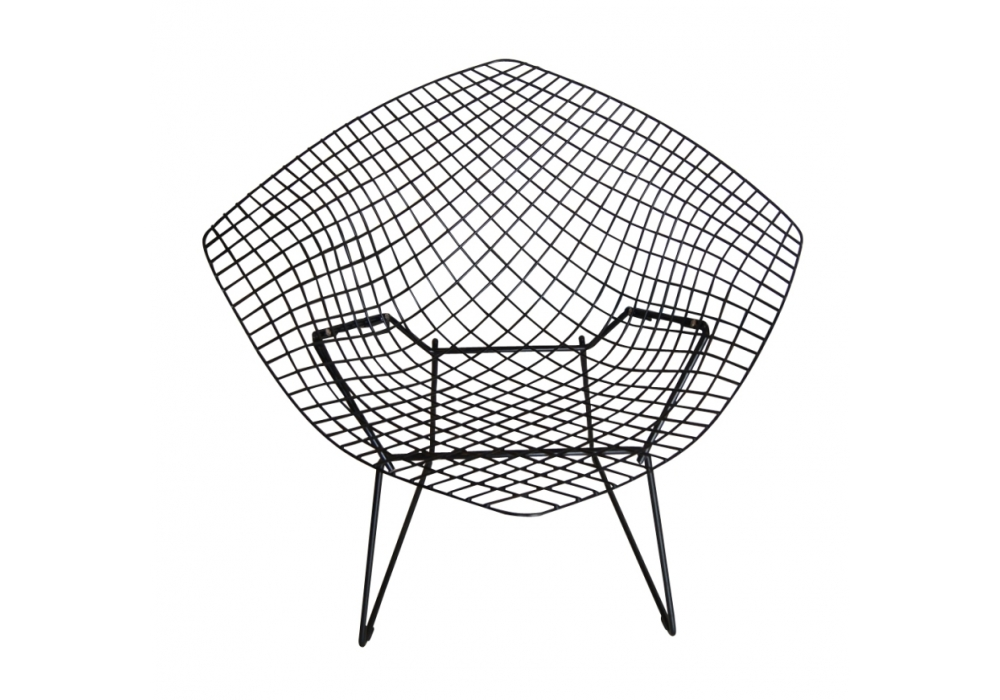Bertoia diamond chair fauteuil knoll milia shop for Chaise knoll bertoia
