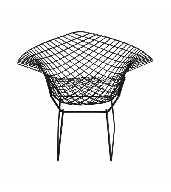 Bertoia diamond chair knoll milia shop for Chaise bertoia knoll