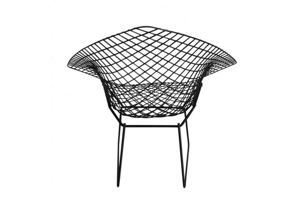 Bertoia diamond chair knoll milia shop - Chaise bertoia knoll ...