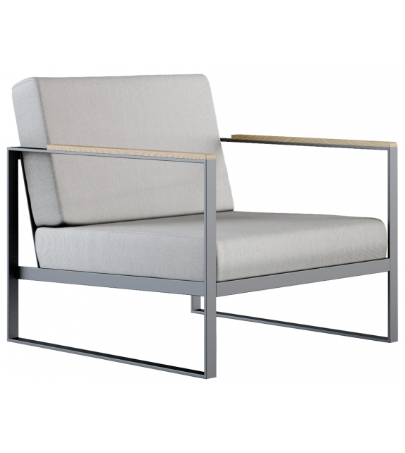 Garden Easy Chair Röshults Fauteuil