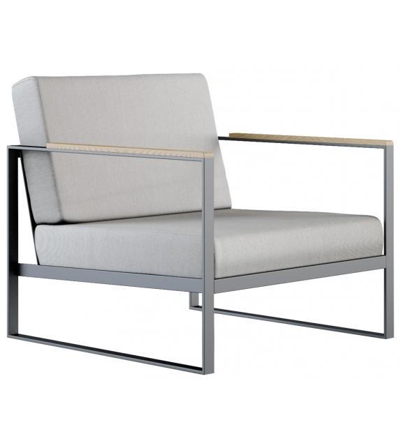 Garden Easy Chair Röshults Poltrona