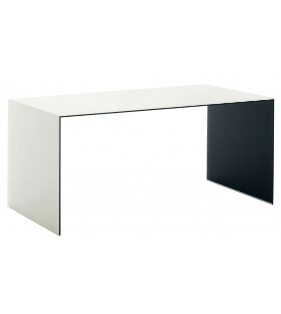 SiO2 Bridge Glas Italia Desk