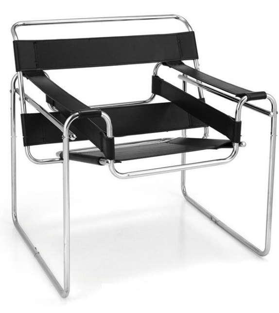 wassily sessel knoll milia shop. Black Bedroom Furniture Sets. Home Design Ideas