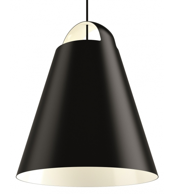 Above Louis Poulsen Suspension Lamp
