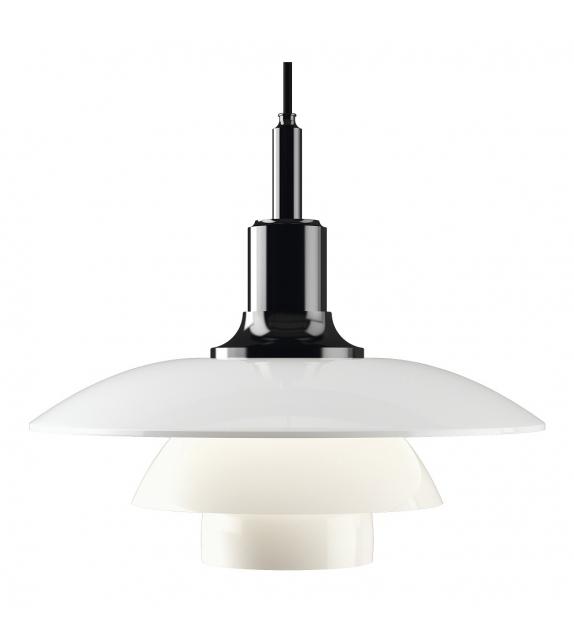 PH 3½-3 Glass Louis Poulsen Suspension Lamp