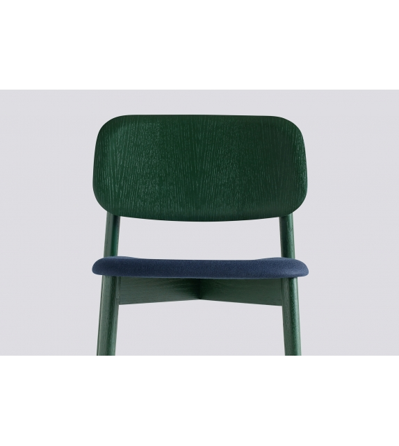 Soft Edge 12 Hay Upholstered Chair