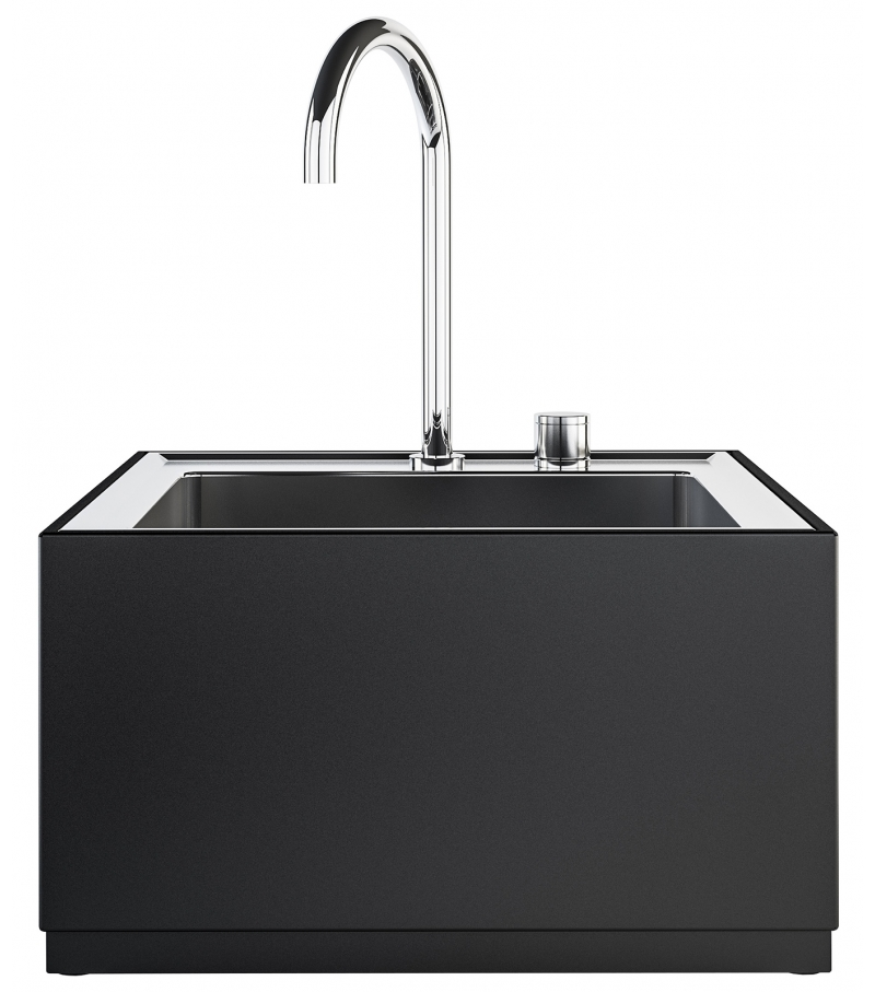 module kitchen sink r shults sp le f r k che milia shop. Black Bedroom Furniture Sets. Home Design Ideas