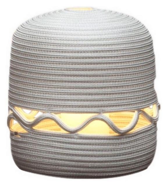 Agadir Paola Lenti Floor/Table Lamp