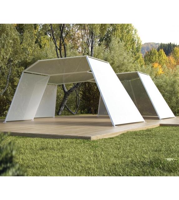 Pavilion Paola Lenti Gartenpavillion