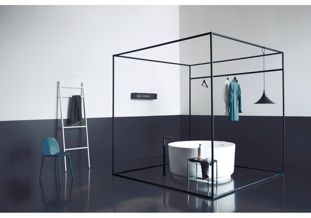 In out agape vasca da bagno milia shop - Vasca da bagno libera installazione ...