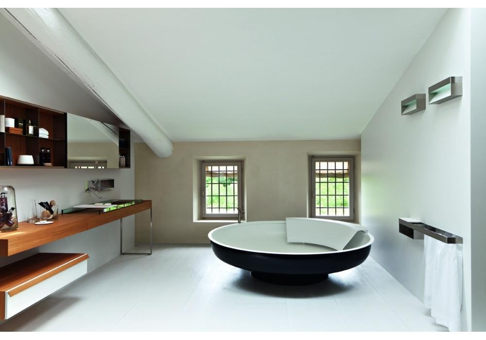 Ufo agape vasca da bagno milia shop for Agape accessori bagno