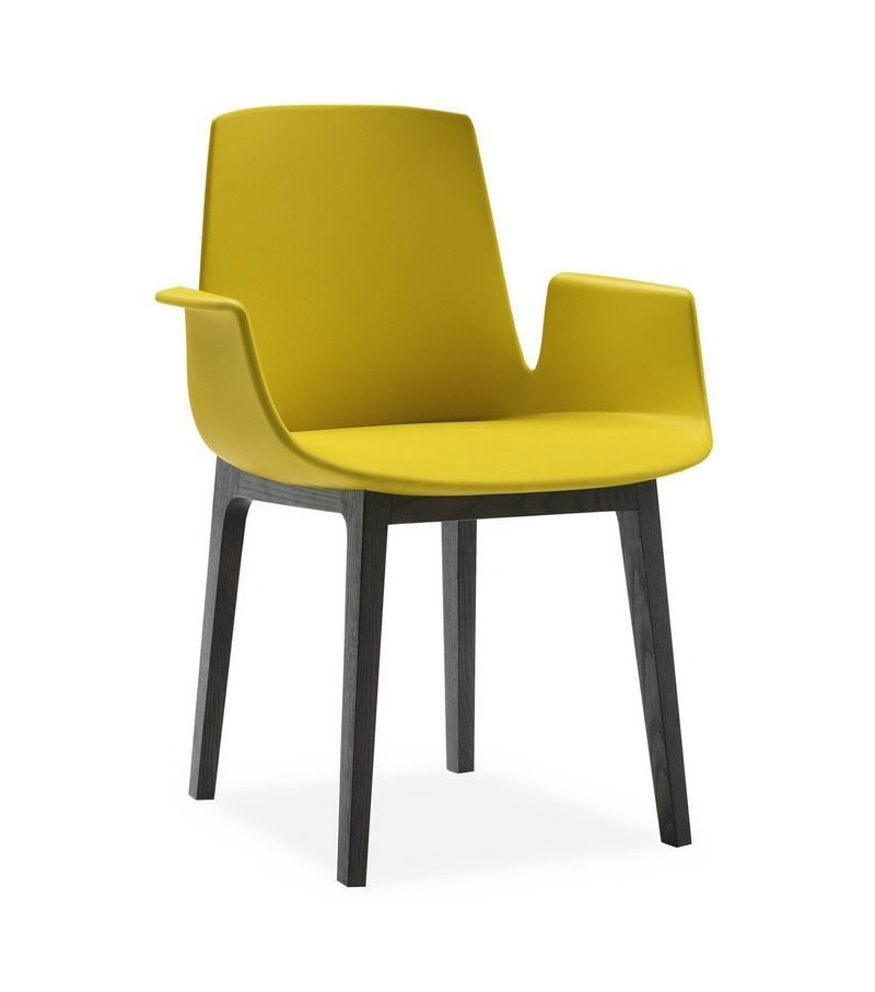 ventura stuhl mit armlehnen poliform milia shop. Black Bedroom Furniture Sets. Home Design Ideas