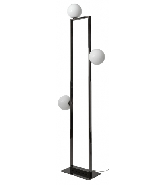 Mondrian Glass Venicem Lampadaire