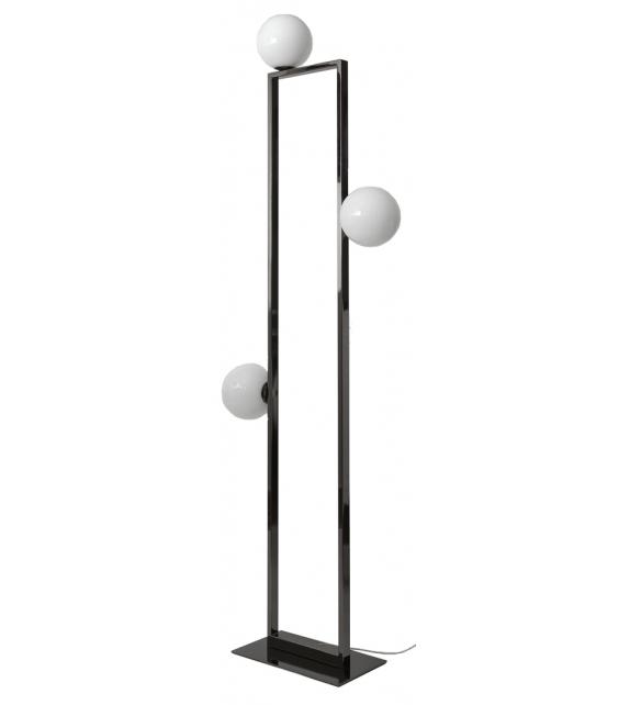 Mondrian Glass Venicem Lámpara de Pie