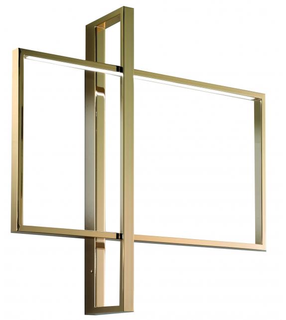 Mondrian Led Venicem Lampada da Parete