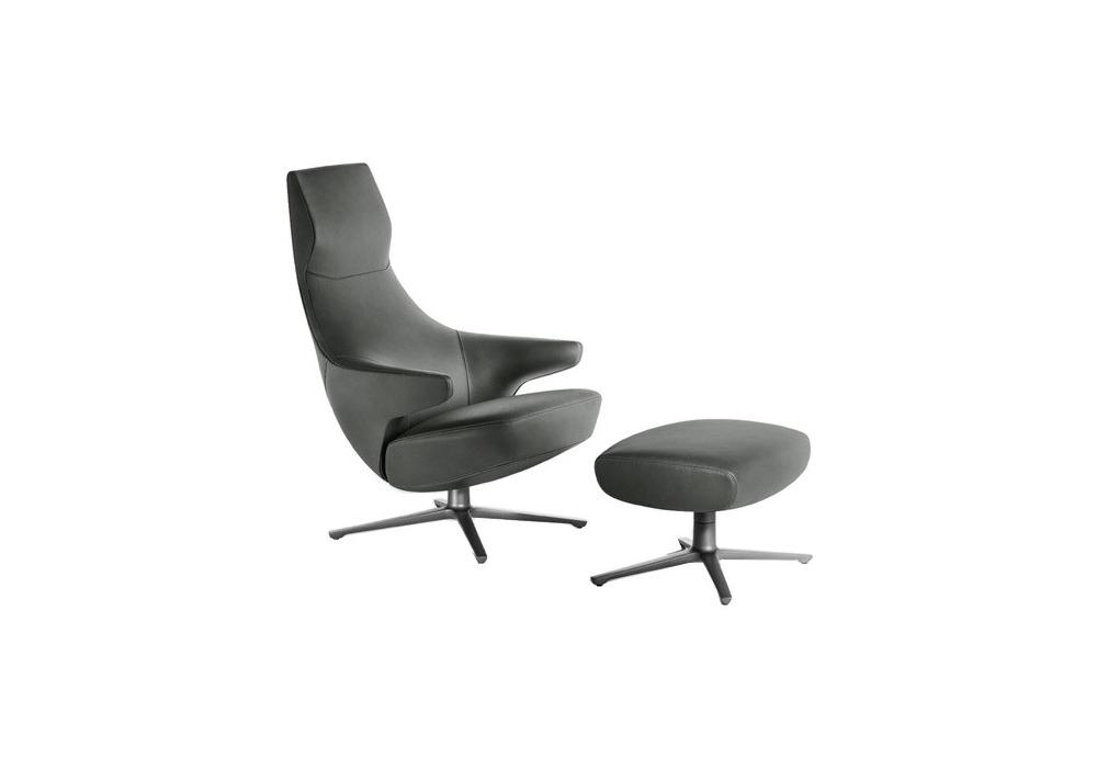 jay lounge poltrona frau sessel milia shop. Black Bedroom Furniture Sets. Home Design Ideas