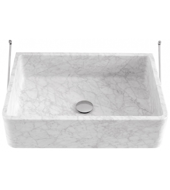 Carrara Agape Waschbecken