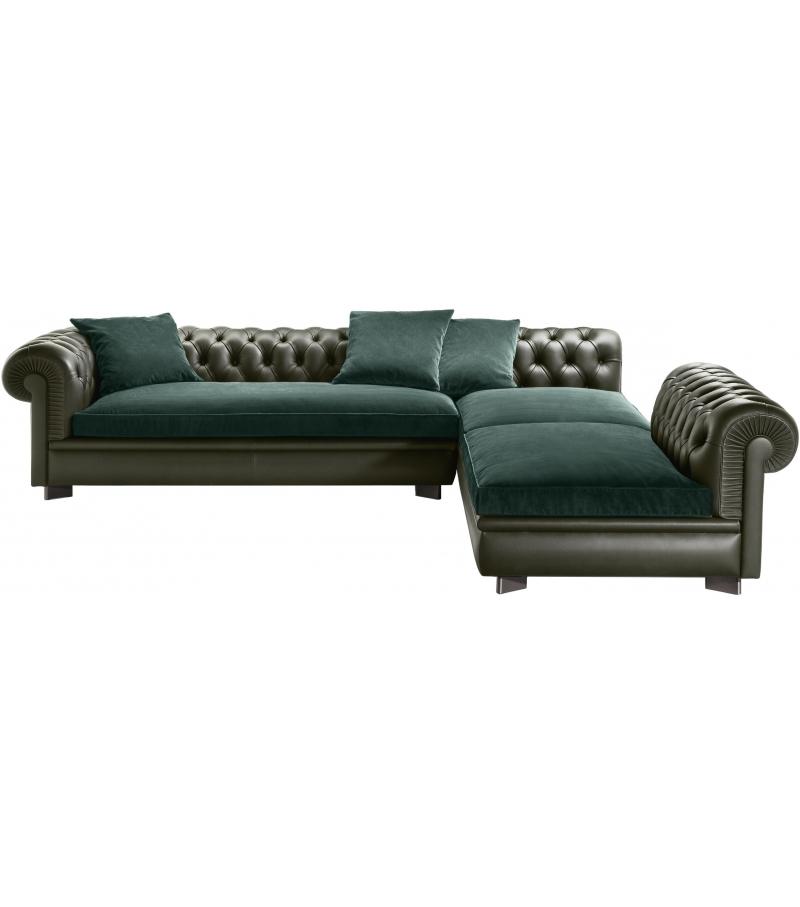 chester line poltrona frau canap milia shop. Black Bedroom Furniture Sets. Home Design Ideas