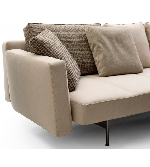 sak b b italia canap milia shop. Black Bedroom Furniture Sets. Home Design Ideas