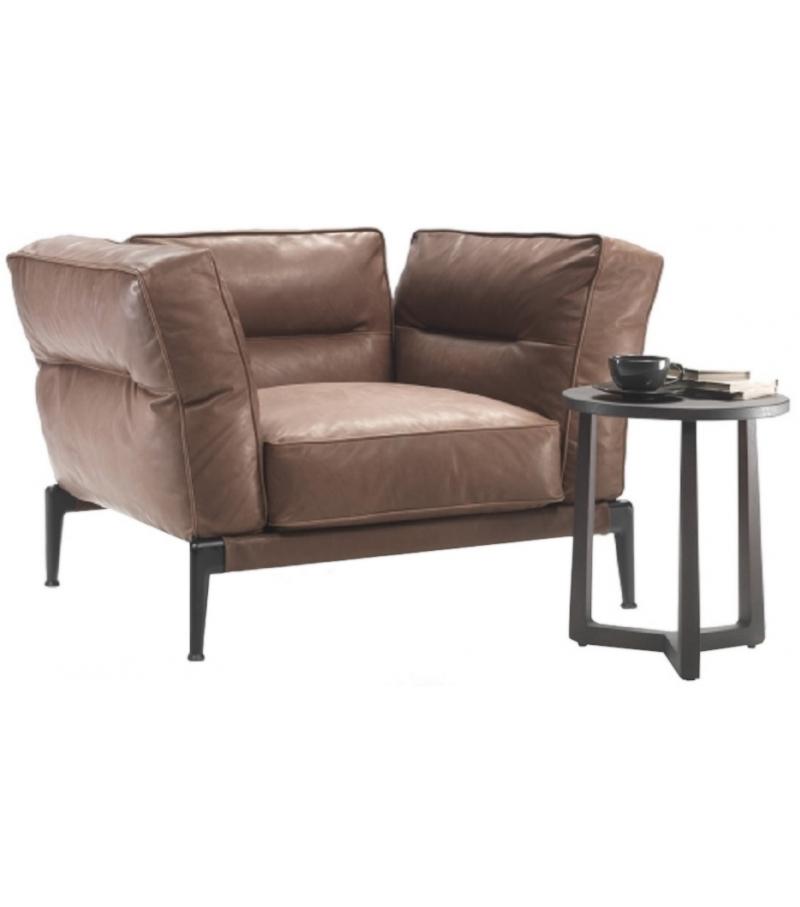 Adda flexform armchair milia shop for Chaise longue flexform