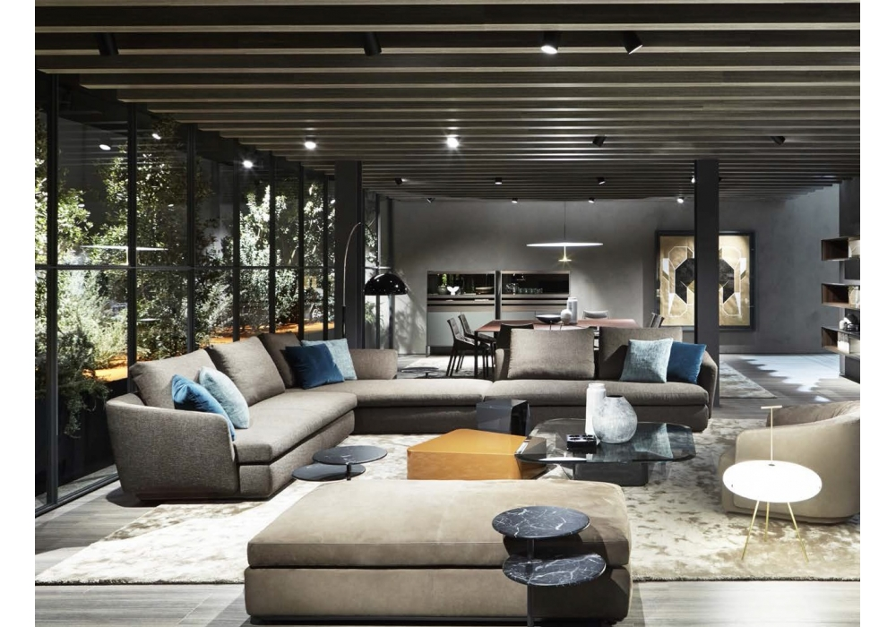 Sloane molteni c sofa milia shop for Molteni furniture