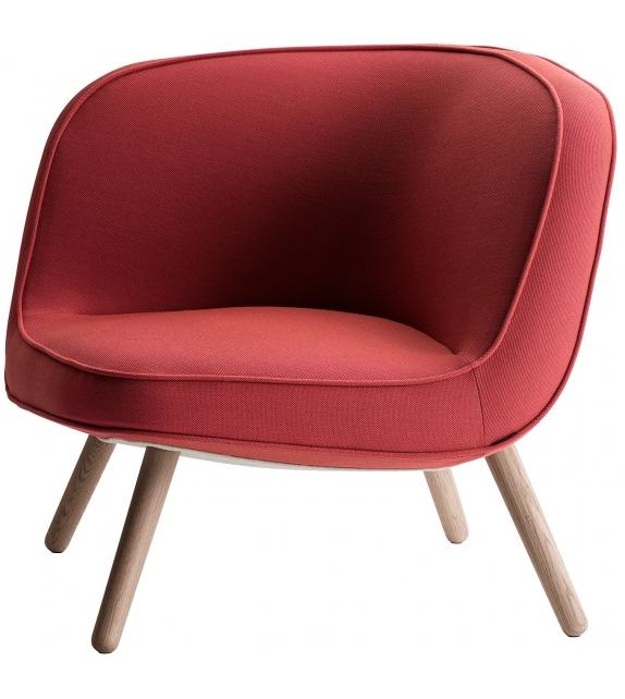 Via57 fritz hansen butaca milia shop - Butaca chaise longue ...
