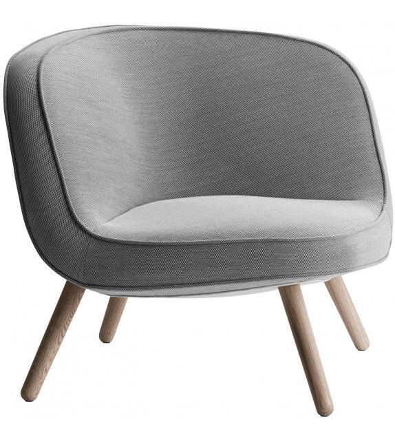 via57 fritz hansen sessel milia shop. Black Bedroom Furniture Sets. Home Design Ideas