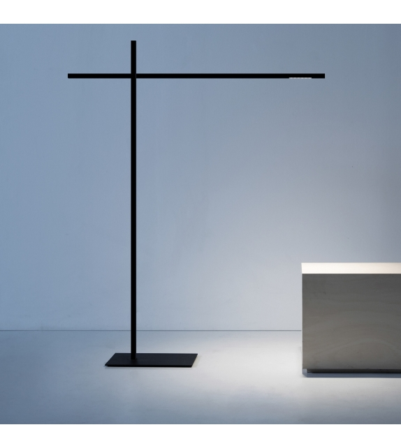Hashi Davide Groppi Floor Lamp