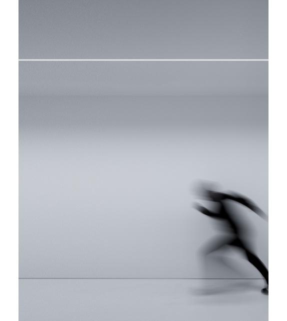 Flash Davide Groppi Decken-Wandleuchte
