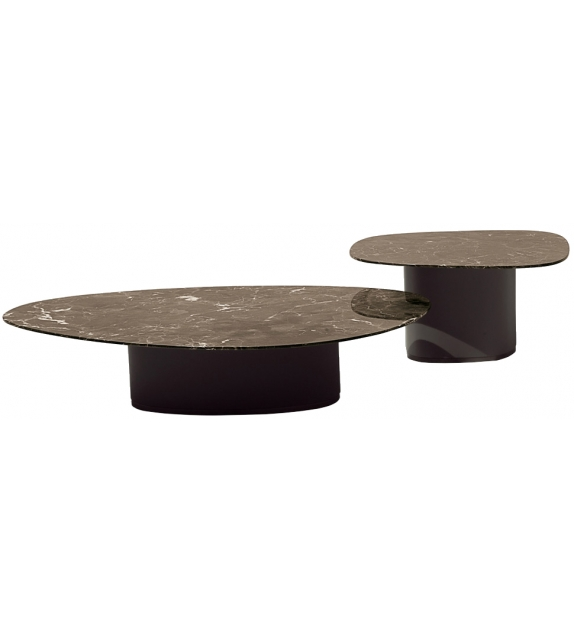Galet giorgetti occasional table milia shop for Table basse forme galet