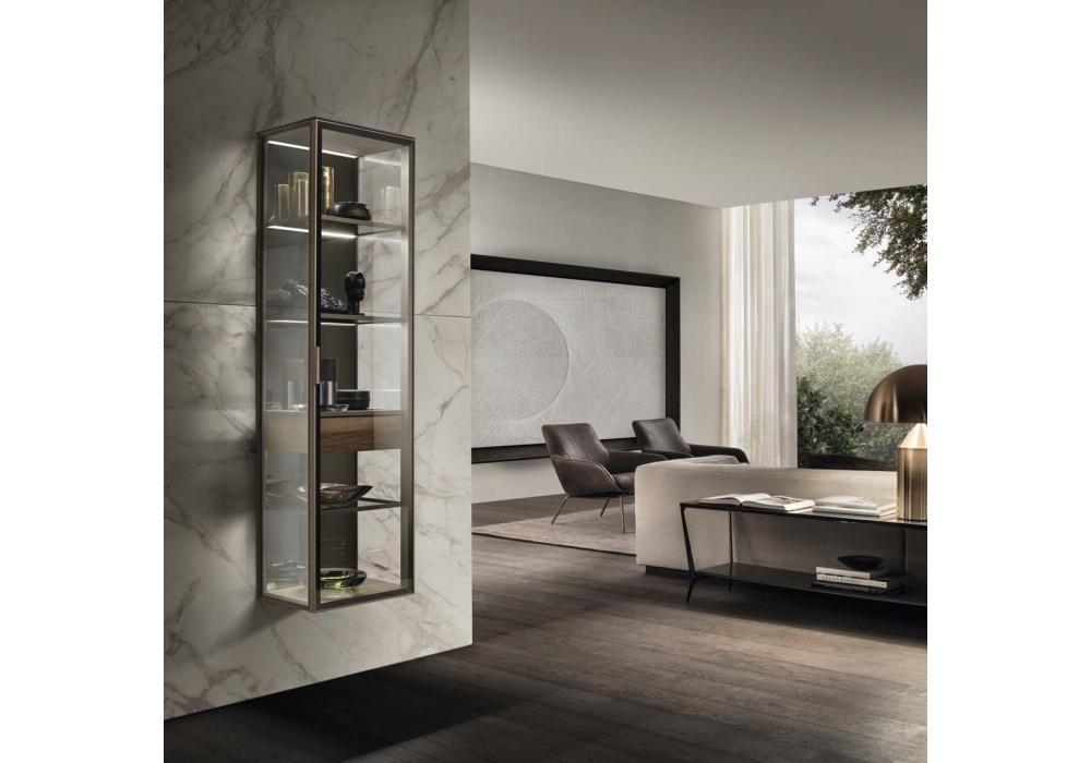 alambra rimadesio schwebend schrank milia shop. Black Bedroom Furniture Sets. Home Design Ideas