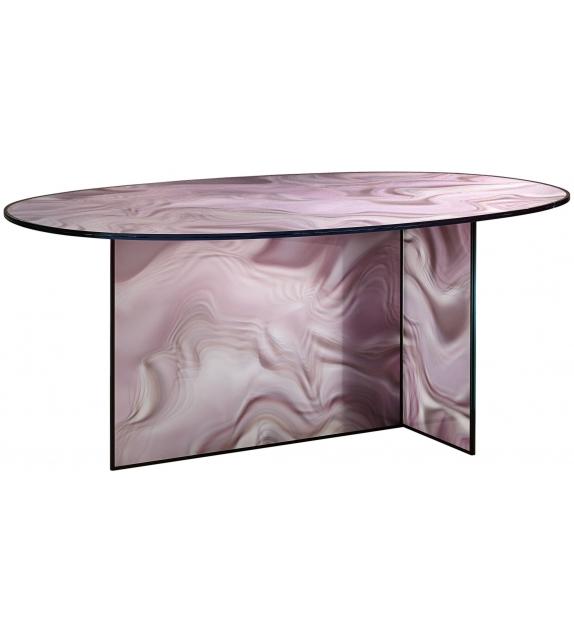 Liquefy Glas Italia Tisch