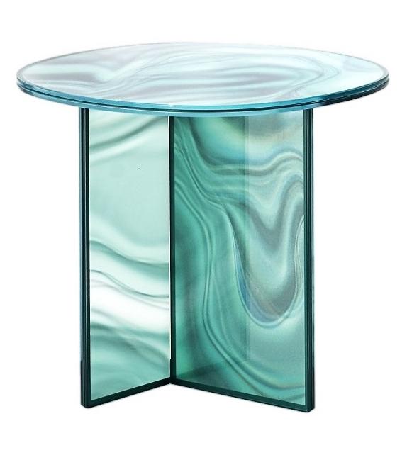 Liquefy Glas Italia Table D'Appoint