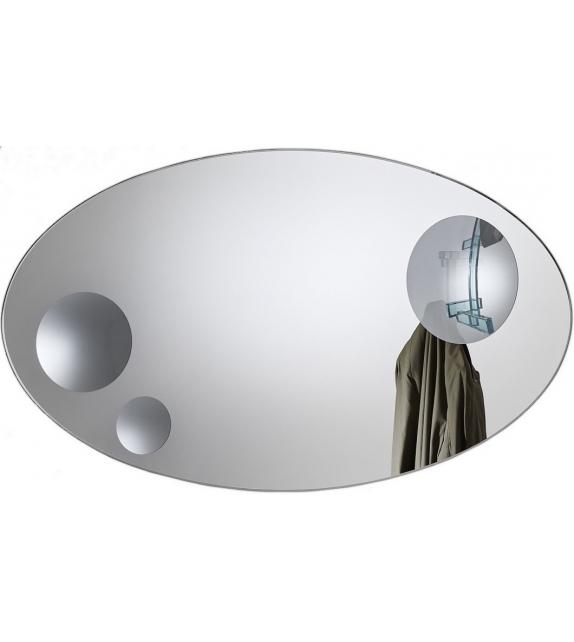 Celeste Glas Italia Mirror