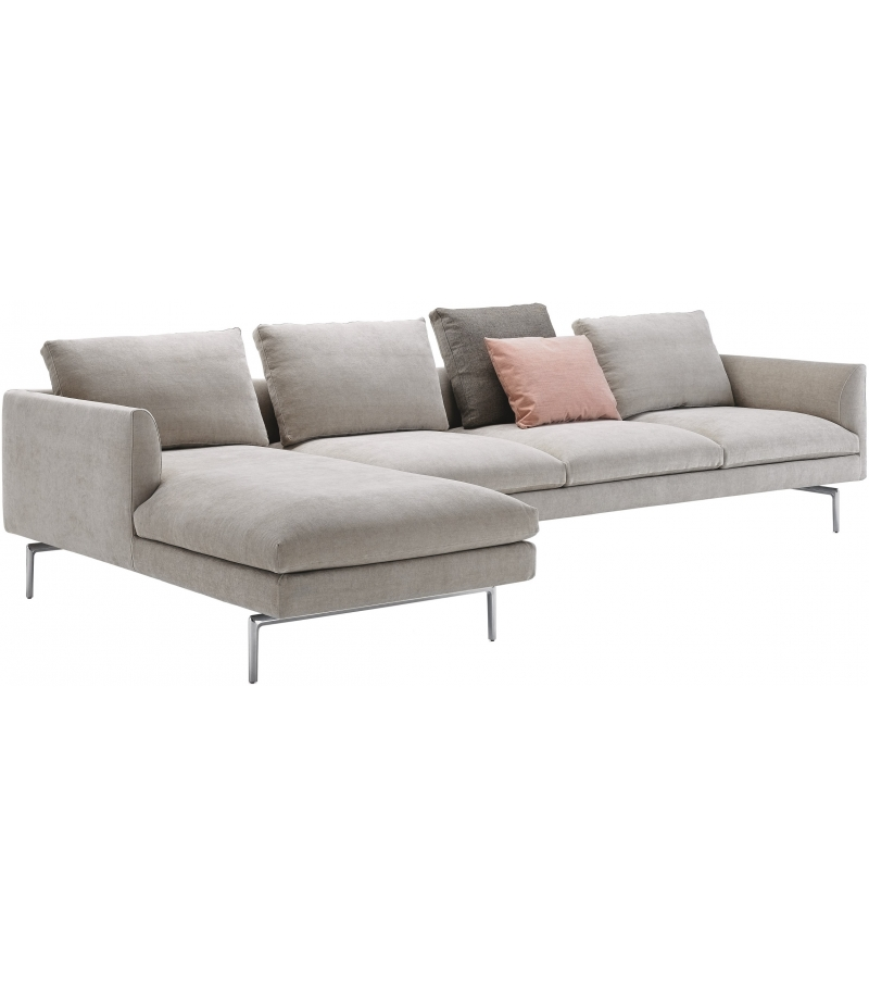 zanotta sofa 1333 flamingo milia shop. Black Bedroom Furniture Sets. Home Design Ideas