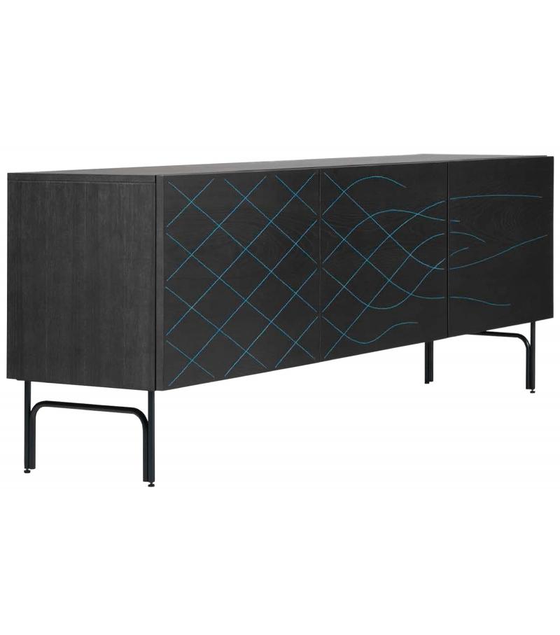 couture cabinet bd barcelona design sideboard milia shop. Black Bedroom Furniture Sets. Home Design Ideas