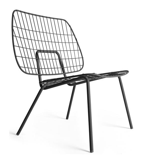WM String Lounge Chair Menu Sessel Milia Shop