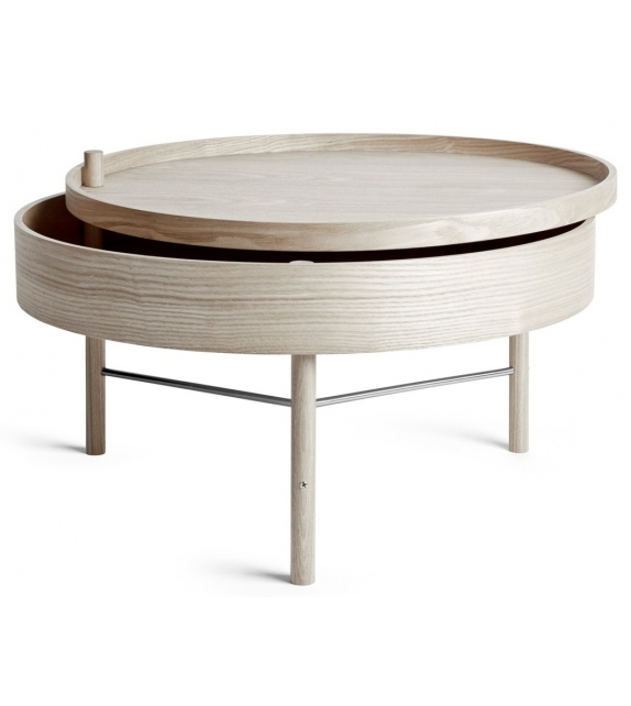 Turning Table Menu Coffee Table
