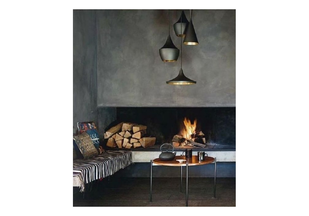 beat flat tom dixon h ngeleuchte milia shop. Black Bedroom Furniture Sets. Home Design Ideas